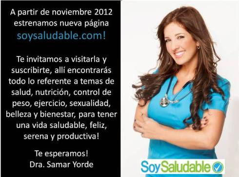 Visita soysaludable.com